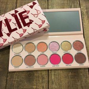 Kylie Valentine's Eyeshadow Palette